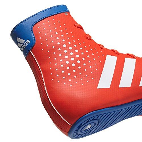 adidas KO Legend 16.2 Junior Boxing Schuh - SS18 Rot/Blau