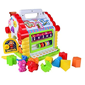 Buy Jack Royal Olorful And Attractive Funny Cottage Educational Toy Learning House
