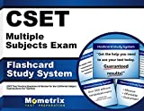 CSET Multiple Subjects Exam Flashcard Study System: CSET Test Practice Questions & Review for the California Subject Examinations for Teachers (Cards)