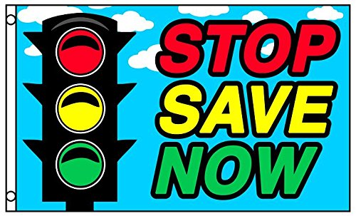 stop-save-now-advertising-flag-traffic-light-business-3-x-5-foot-sale-store-sign
