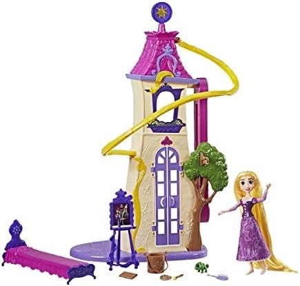 Disney Enredados - Playset Rapunzel Torre de Aventuras (Hasbro C1753EU4)