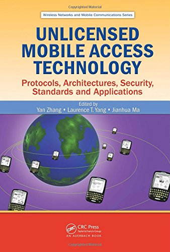Unlicensed Mobile Access Technology  Wireless Networks And Mobile Communications