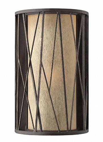 Hinkley HIN-FR41612ORB Oil Rubbed Bronze NEST 1 LT WALL SCONCE ()