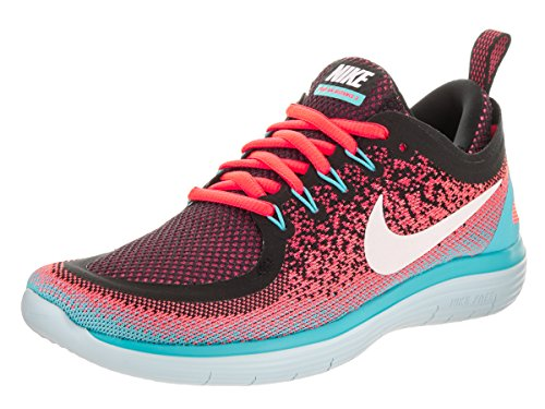 Running Free 2Scarpe Donna Nike Punch Distance Rn Wmns Hot white polarized Blue HWED29IY