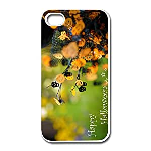 Design Your Own Happy Halloween IPhone 4 4s Shell - Geek Skin For IPhone 4 4s