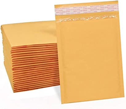 GOLD MAILERS PADDED BUBBLE LINED ENVELOPES ALL SIZES /& AMOUNTS BAGS