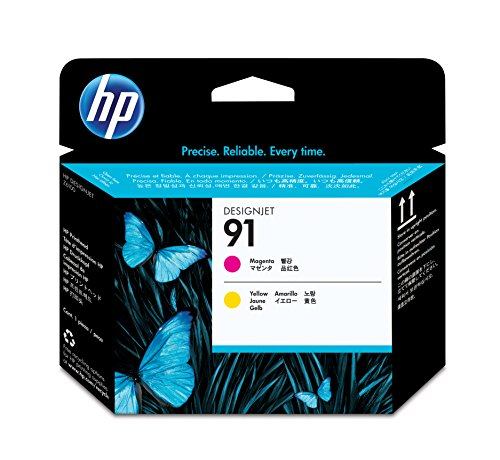 HP 91 (C9461A) Magenta/Yellow Printhead (Printer Ink 91 Hp)