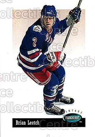 Amazon.com  (CI) Brian Leetch Hockey Card 1994-95 Parkhurst Vintage ... af8bb2b09