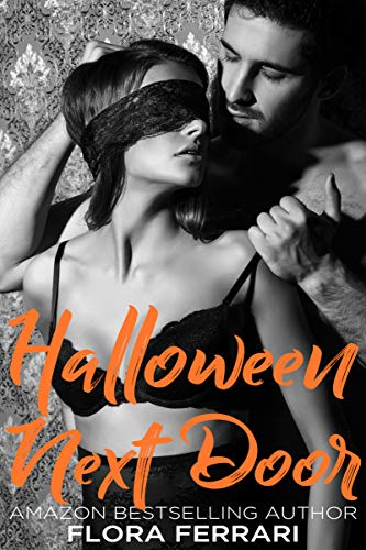 Halloween Next Door: An Older Man Younger Woman Romance (A Man Who Knows What He Wants Book -