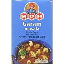 MDH Garam Masala (Blend of Spices), 3.5-Ounce Boxes