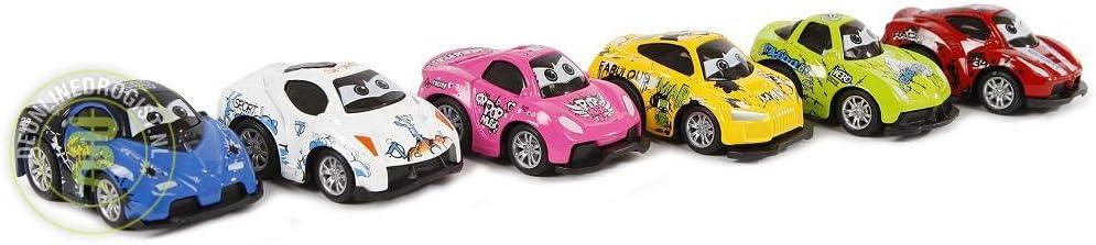Toys PostBus Modelo Aleatorio. Mini Racer 520135 Mini Coches