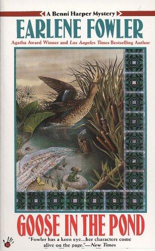 Goose in the Pond (Benni Harper Mystery) - Goose Pond