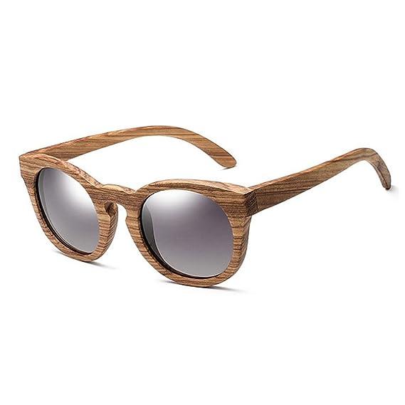 Amazon.com: KoTag Personality Classic Wooden Polarized ...