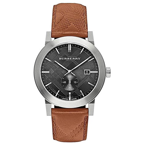 burberry-mens-swiss-chronograph-the-city-brown-leather-strap-timepiece-42mm-bu9905