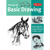 Art of Basic Drawing: Discover Simple Step-by-step Techniques