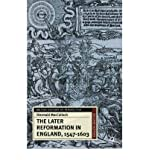 The Later Reformation in England, 1547-1603, MacCulloch, Diarmaid, 0312237375