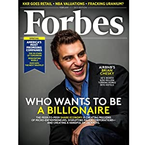 Forbes, January 28, 2013 Periodical