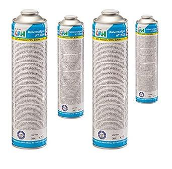 Universal Air Tin at 2000/CFH Set of 4