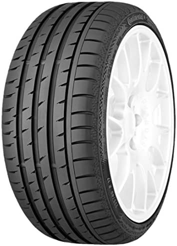 Continental SportContact 3 FR Summer Tire 225//45R17 91Y