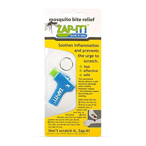 Nie mehr juckende Mückenstiche - Zapperclick der Mückenstich Heiler Mosquito Bits