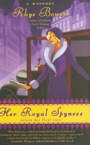 book cover of Her Royal Spyness
