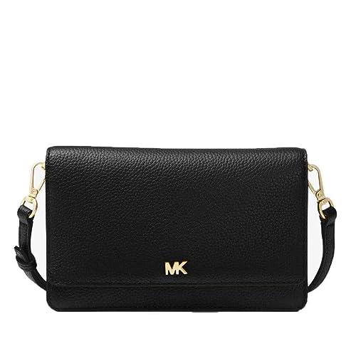 235a8cd603a9 MICHAEL Michael Kors Pebbled Leather Convertible Crossbody 32T8GF5C1L-487:  Amazon.ca: Shoes & Handbags