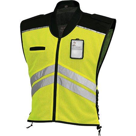 Vega Mesh Safety Vest (YELLOW)