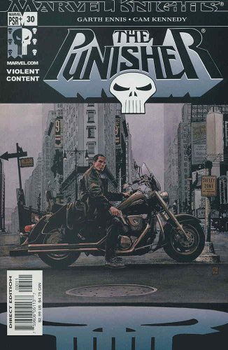Download Punisher (6th Series) (2001) #30 (B005HWGVI6) B005HWGVI6