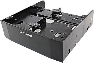 OImaster MR-8802 Combinazione multifunzionale di rack di conversione disco rigido multiuso Dispositivo standard da 5,25 pollici Formulaone