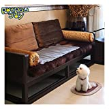 Pet Training Mat Electronic Waterproof Dogs Shock Training Mat 4820 Inches Keep Pets off Furniture Sofa Safe Pet Indoor use Cat Dog Repellent Mat Pad