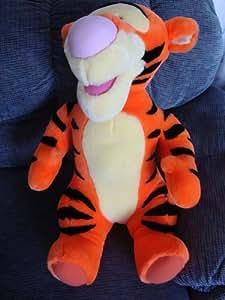 Amazon Com Disney 24 Quot Jumbo Tigger Plush Toys Amp Games