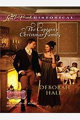 The Captain's Christmas Family (Glass Slipper Brides Book 1)