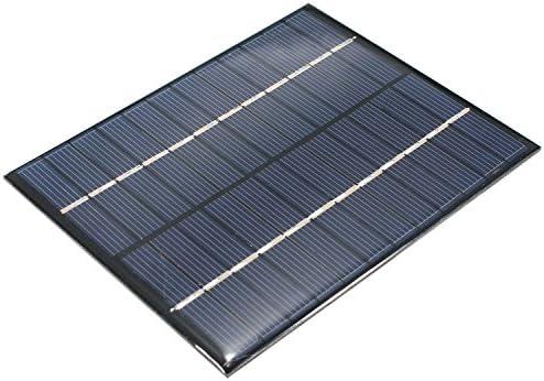 12V 2W 160mA Mini Solar Panel Module DIY Solarzelle Sonnenkollektor