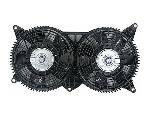 CADILLAC SRX w Towing Pkg Extra Duty STS DUAL A/C RADIATOR AUXILIARY COOLING FAN