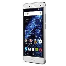 BLU Studio Selfie 2 - GSM Unlocked Smartphone - White (Canada Compatible)