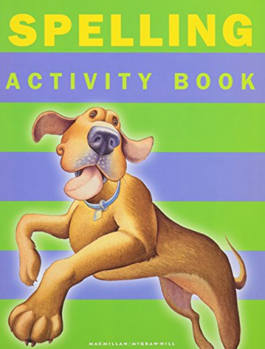 Spotlight on Literacy: Spelling Activity Book (Grade 1)
