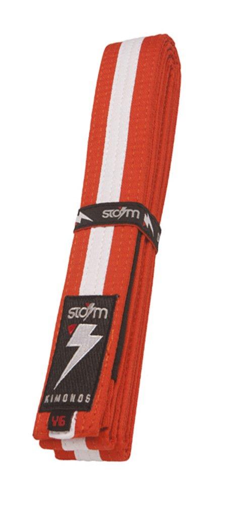 Storm Kimonos Kids Belt BL024-Y4-P