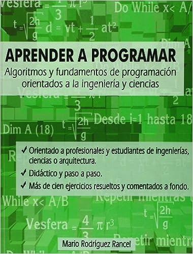 Libro aprender a programar