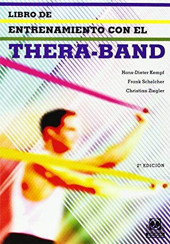 Descargar Libro Libro De Entrenamiento Con El Thera-band Hans-dieter Kempf
