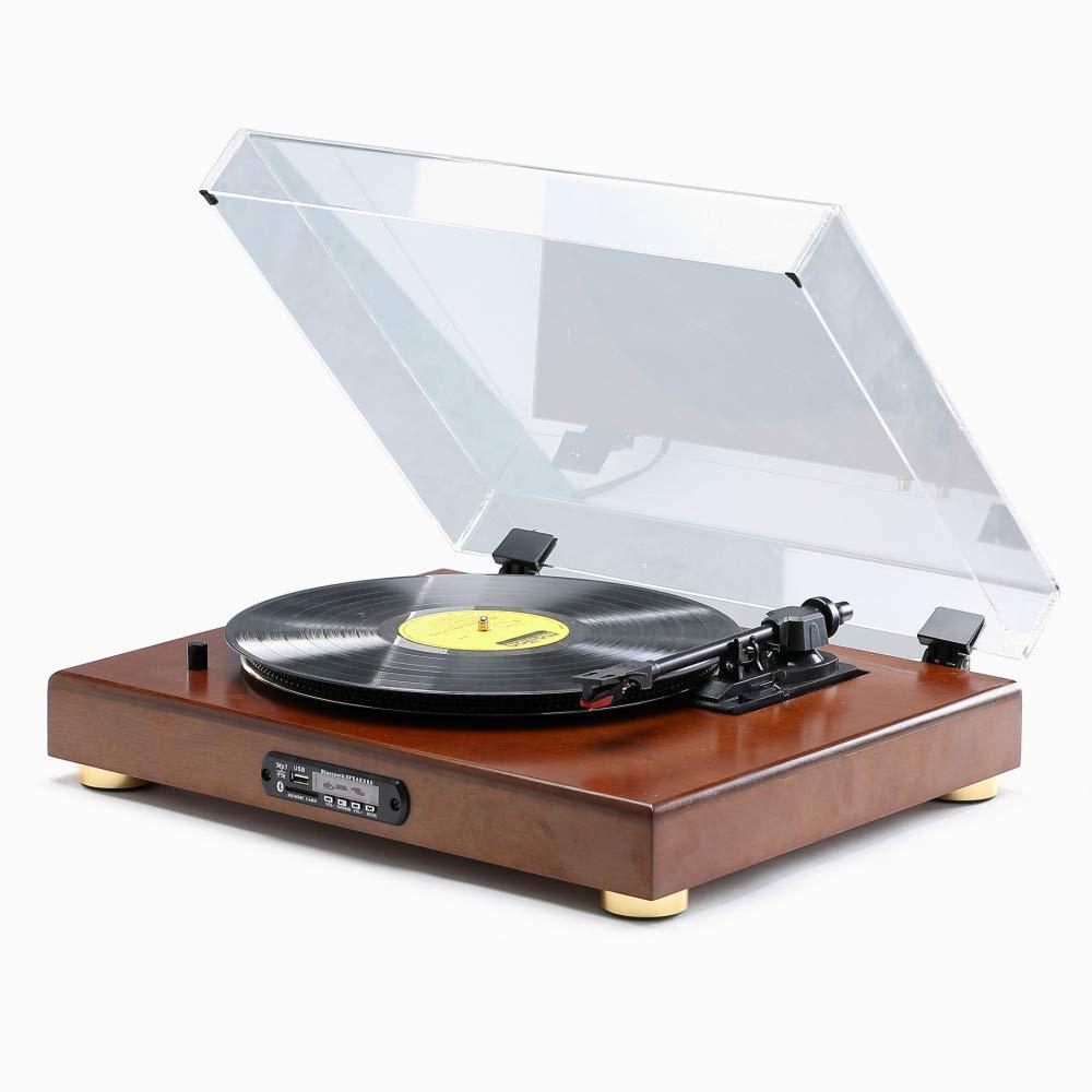 phonograph - Tocadiscos portátil de Vinilo con Altavoz Incorporado ...