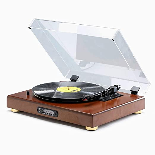 phonograph Reproductor Portátil De Tocadiscos De Vinilo ...