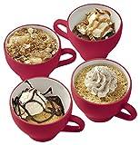 microwave cake mug - Wilton Wilton 4-Piece Mug Cakes Baking Set