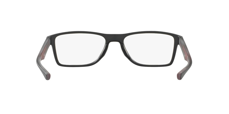 be5f1f29475 Amazon.com  OAKLEY OX8108 - 810802 FIN BOX Eyeglasses 51mm  Clothing