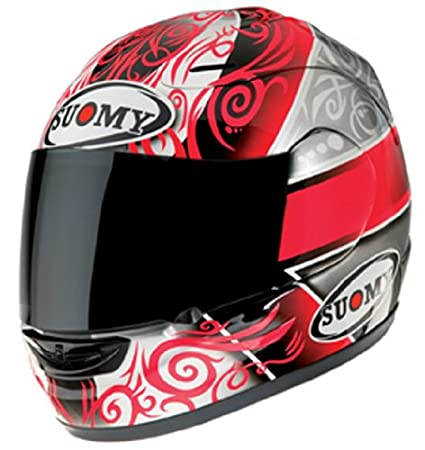 Suomy Spec-1R Bautista Helmet (Red, XX-Large)
