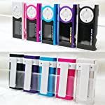 MYEDO Mini Clip LCD Screen Mp3 Player Music Player With Flashlight Card Slot Support TF Card from MYEDO