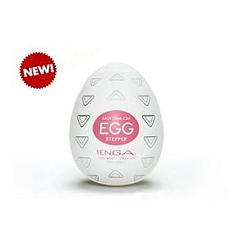 Fake penis and tenga egg