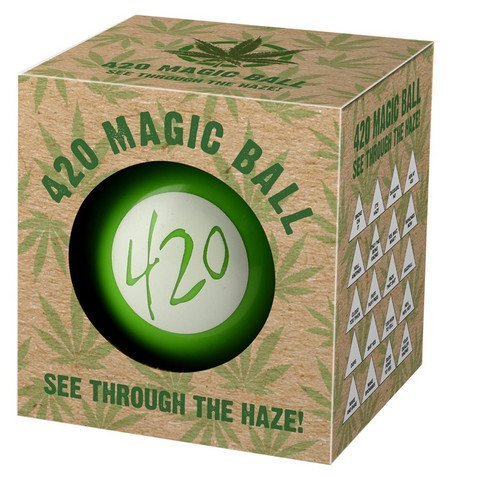 Island Dogs 420 Magic Ball product image