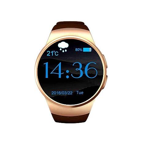 Newest tipo teléfono SmartWatch, tiempo Forcast impermeable ...