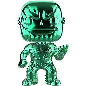 Avengers Funko POP Marvel: Infinity War – Thanos – Green Chrome – Walmart Exclusive