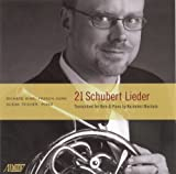 21 Schubert Lieder transcribed for Frenc